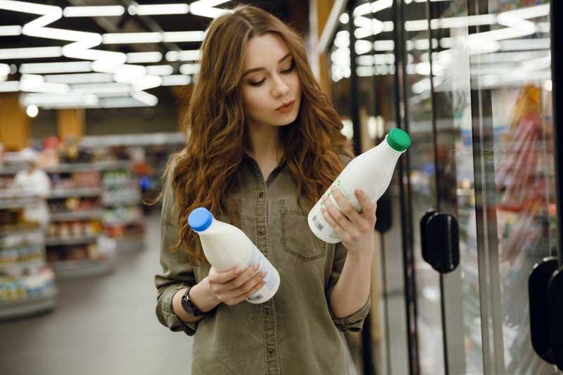 dieta del latte