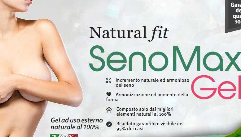 gel Senomax volumizzante seno