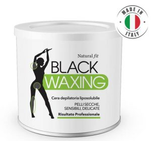 black waxing la ceretta nera