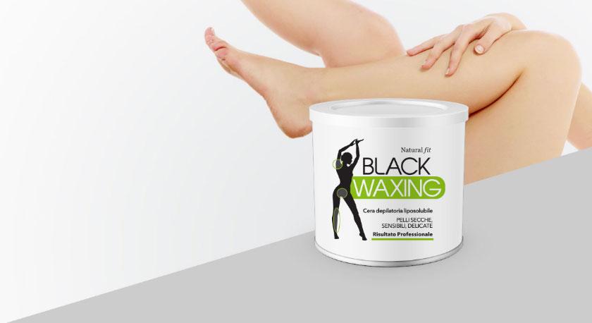 ceretta nera Black Wax