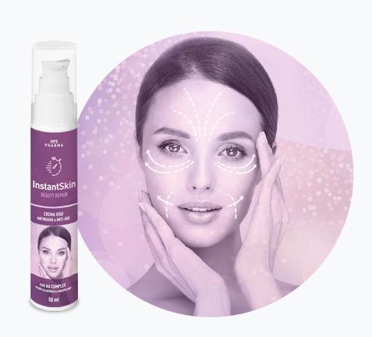 InstantSkin crema viso