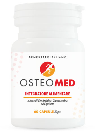 osteomed integratore