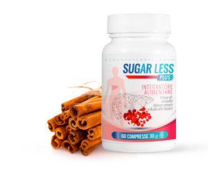 sugar less plus integratore alimentare